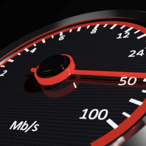 leased line speed test image