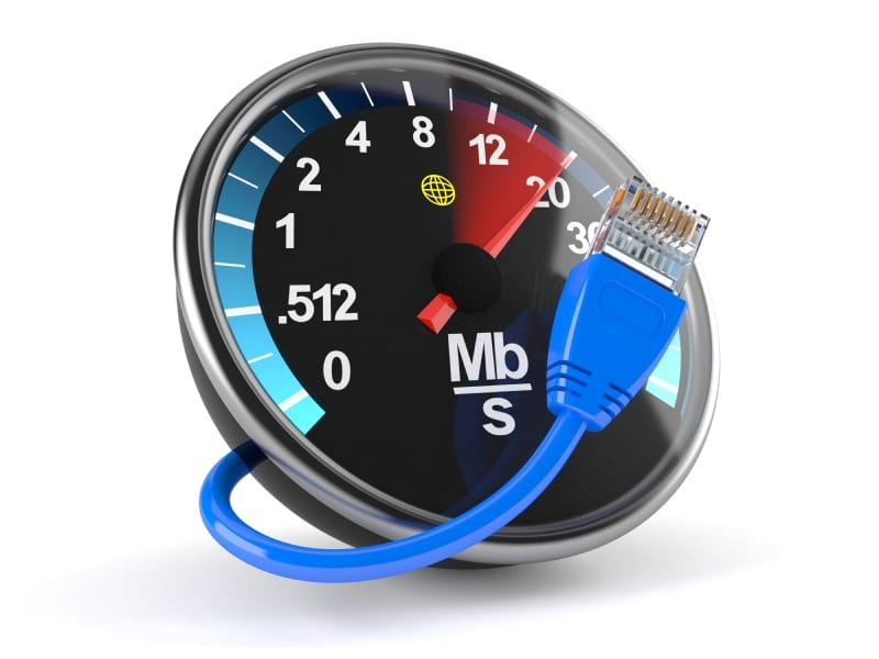 leased line speedometer